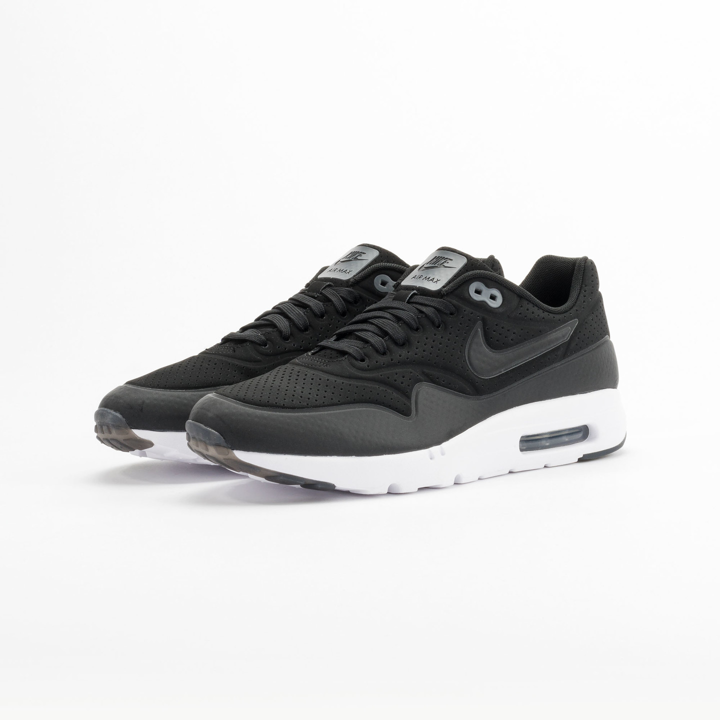 Nike Air Max 1 Ultra Moire Black Reflective / White 705297-010-44