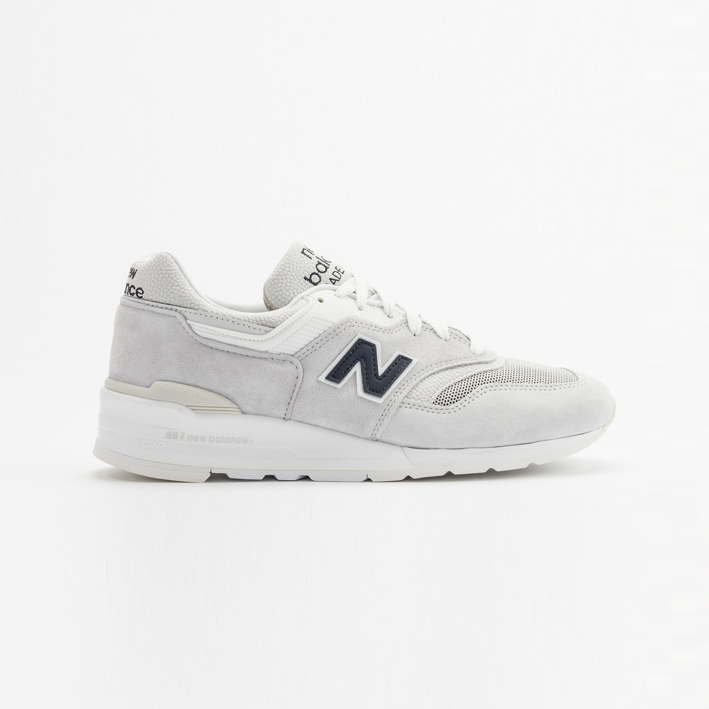 New Balance M997 Made in USA Chalk / Dark Navy M997JOL-42