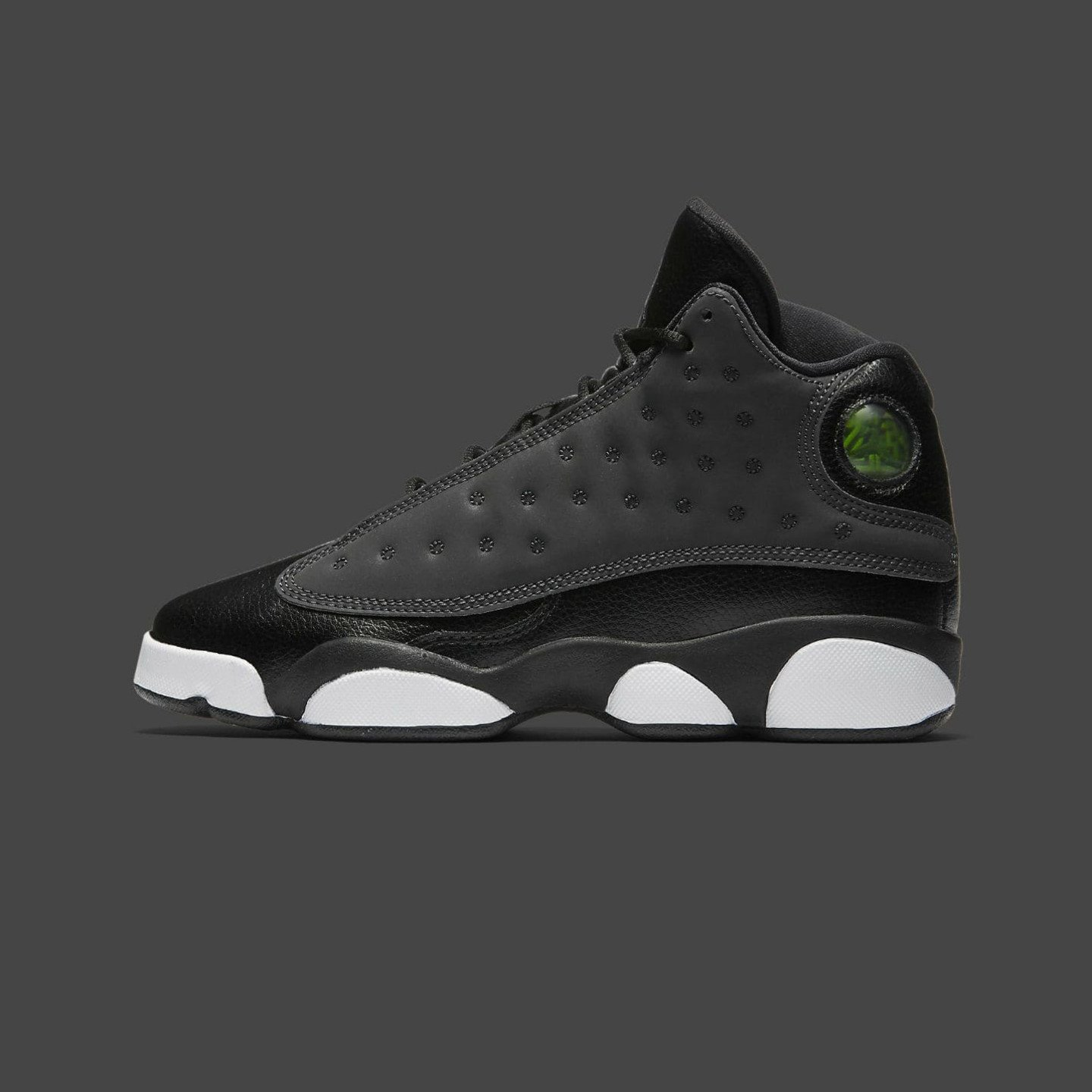 Jordan Air Jordan 13 Retro GS Anthracite / Black / Hyper Pink 439358-009-39