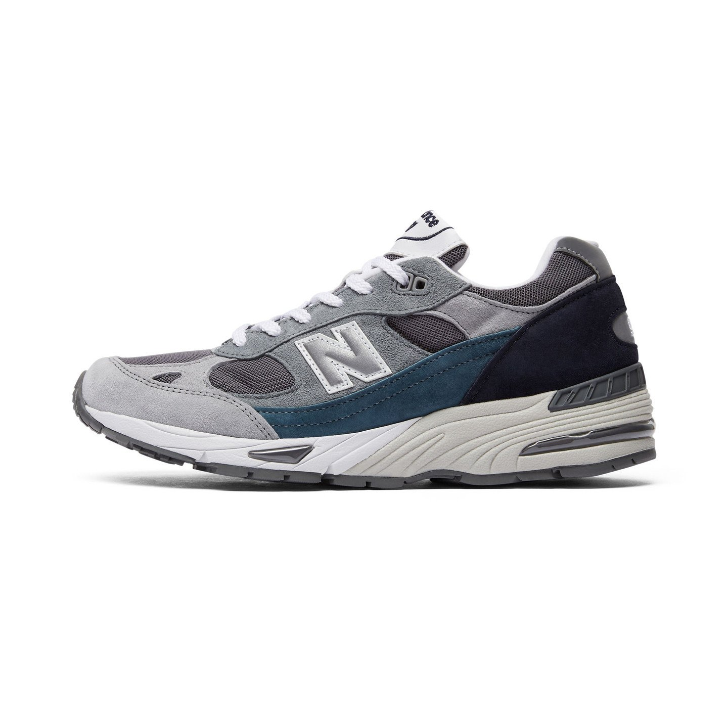 New Balance M991 GBT - Made in England Grey / Blue / Teal M991GBT