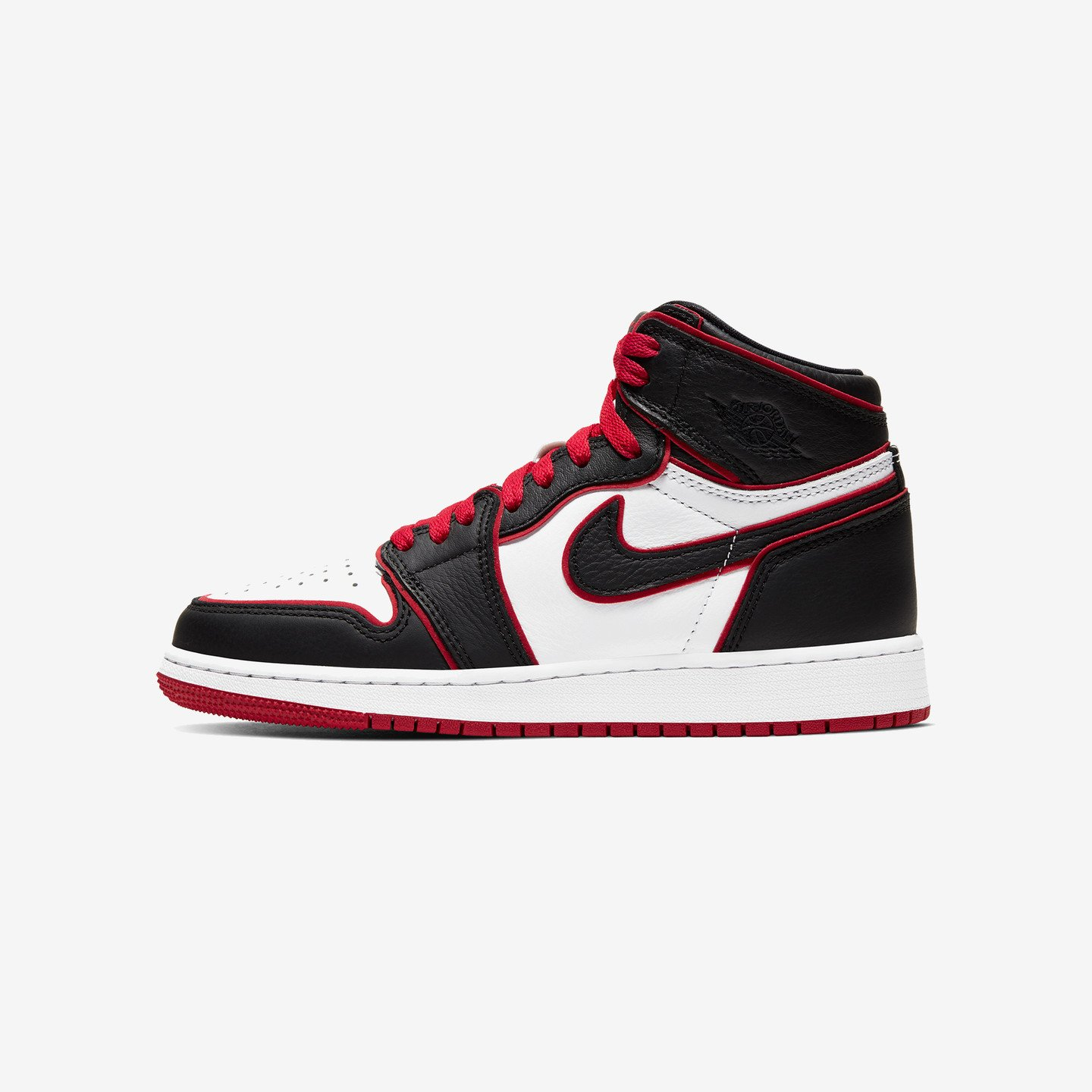 Jordan Air Jordan 1 Retro High OG GS 'Bloodline' Black / Gym Red / White 575441-062