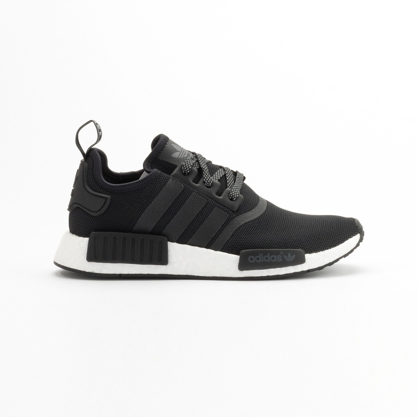 Adidas NMD R1 Runner Core Black Reflective / Ftwr White S31505-46