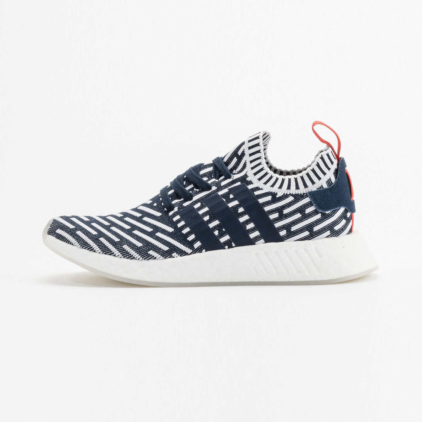 Adidas NMD R2 PK Collegiate Navy / White BB2909-44.66