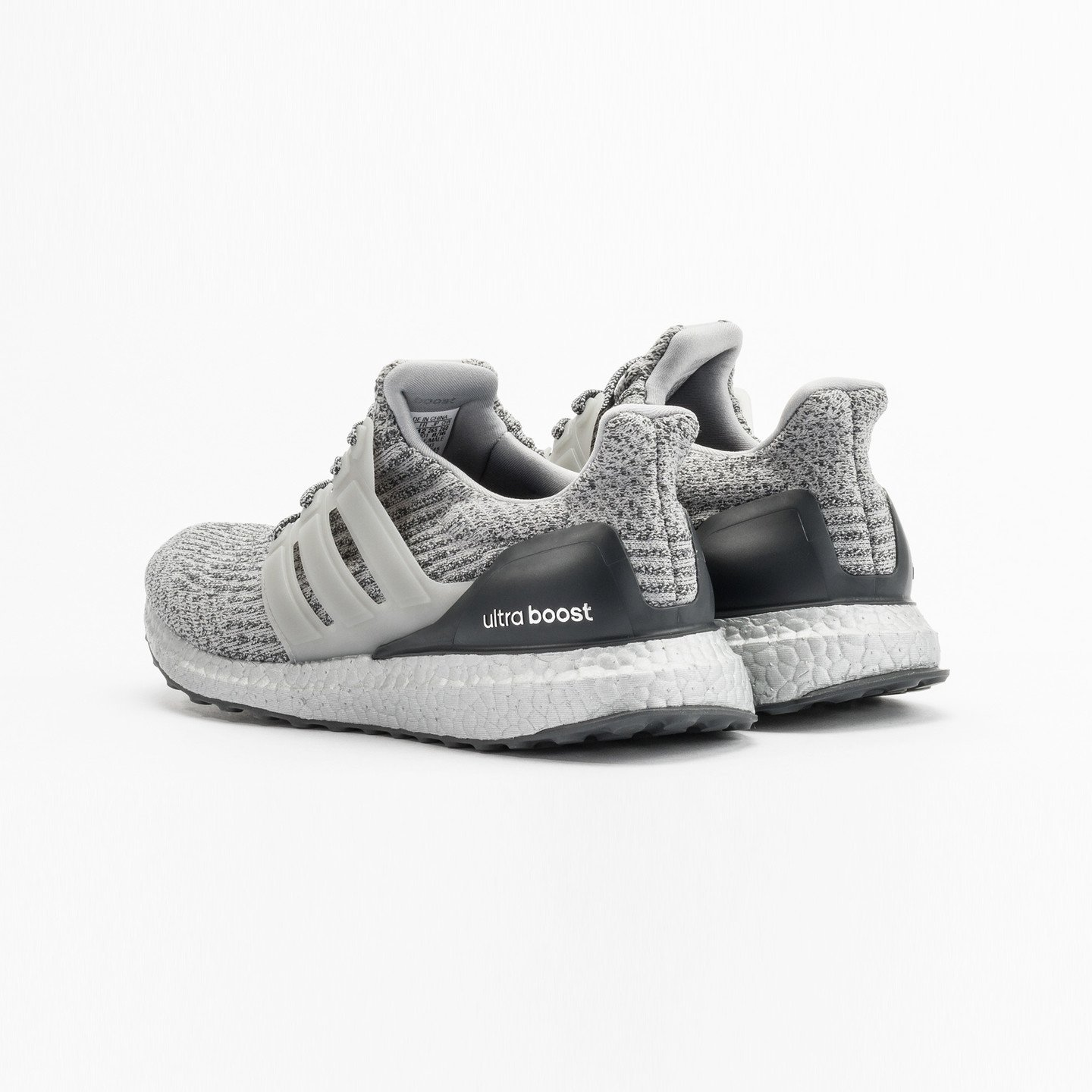 Adidas Ultra Boost 3.0 'Super Bowl' Silver Grey BA8143-47.33
