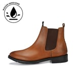 CRICKIT-Chelsea Boot Stiefelette-NEVADA Cognac