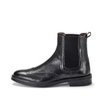 CRICKIT-Chelsea Boot Stiefelette-OLIVER Schwarz