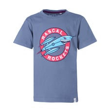 Rocket T-Shirt (dove blue)