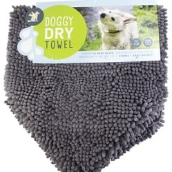 Doggy Dry Towel