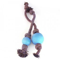 Beco Ball Rope Blau 1