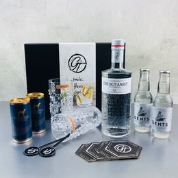 The Botanist Islay Dry Gin - Gin & Tonic Geschenkbox