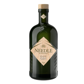 Needle Blackforest Distilled Dry Gin 1,0 Ltr.