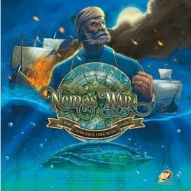 Nemo's War | deutsche Version | Artikelnummer: 0719896462860