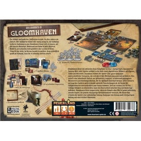 Gloomhaven (deutsche Version) |  | Artikelnummer: 706949635487