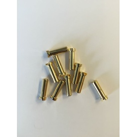 H Speed 5mm Goldkontaktstecker 18mm (10Stk) HSPP015 | HSPP0155 | Artikelnummer: HSPP15