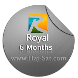 Royal IPTV Subscription - 6 Months |  | Artikelnummer: RA1X6M