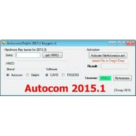 Autocom, Del-pi, Eclipse, Opus echte 2015.1 Keygen auf der DVD dabei. | Alle Windows Systeme ab Windows 7 | Artikelnummer: 000001033