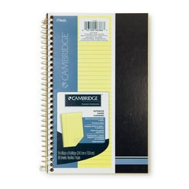 Cambridge Notizbuch – liniert und kariert | Cambridge Notebook – ruled and squared | Artikelnummer: 6366_1