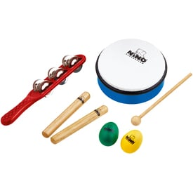 PERCUSSION ASSORTMENT     NINO | NINOSET3 | Artikelnummer: 840553043914