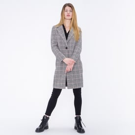 Coat, black-berry |  | Artikelnummer: 700128120