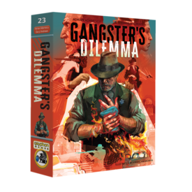 Gangster's Dilemma | Eagle-Gryphon Games | Artikelnummer: 609456647886