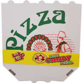 Mini Candy Pizza Look a Look 85g | MHD 03.2020 | Artikelnummer: 11081