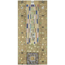 GUSTAV KLIMT The Knight | Stoclet Frieze | Artikelnummer: POD-MAL-227-A4E