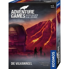 Adventure Games - Die Vulkaninsel |  | Artikelnummer: 4002051693169