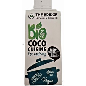 The Bridge Coco Cuisine BIO 200ml | MHD 05.09.19 | Artikelnummer: 100468