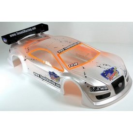 Absima 2410003 Audi A5 Karosserie PC klar 1:10 Competition on road |  | Artikelnummer: 2410003