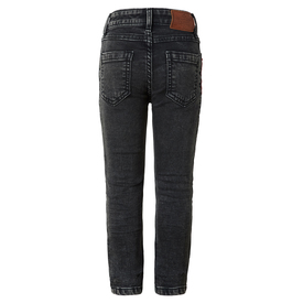 Jeans mit Stickerei, Skinny Fit, stretchig | Gr. 92 - 128 | Artikelnummer: 8719788486020