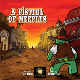 A Fistful of Meeples |  | Artikelnummer: 672975067281