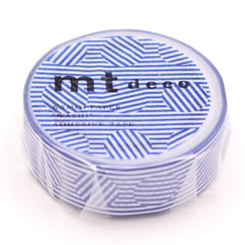 mt Masking Tape Border & Circle (2 Varianten) | Blau / Blue | Artikelnummer: MT01D437Z