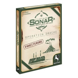 Captain Sonar: Operation Drache | 2. Erweiterung | Artikelnummer: 4250231717970