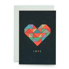 Love – Liebesgrüße – Hochzeitsgratulation | Love – Wedding Wishes – Love Card | Artikelnummer: HS3