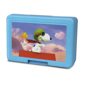 "Peanuts Lunchbox ""Flying"" 