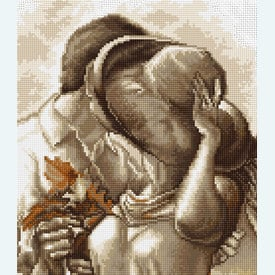 Autumn Leaves - kruissteekpakket met telpatroon Luca-S  |  | Artikelnummer: luca-b2296