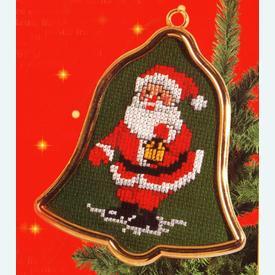 Santa 6 - borduurpakket met telpatroon Vervaco   |  | Artikelnummer: vvc-40926