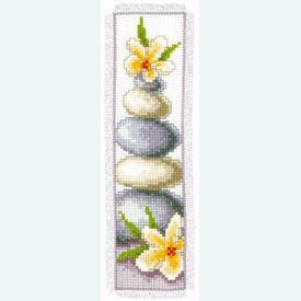 Bladwijzer Zen - kruissteekpakket met telpatroon Vervaco |  | Artikelnummer: vvc-143910