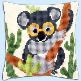 Koala - Vervaco Kruissteekkussen |  | Artikelnummer: vvc-167486