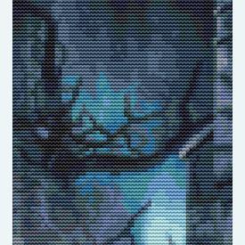 Dead of Night - Borduurpakket met telpatroon Orcraphics      Artikelnummer: orc-2016-02-33