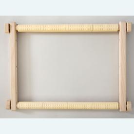 Borduurraam met clips 20x24 cm |  | Artikelnummer: nra-25404