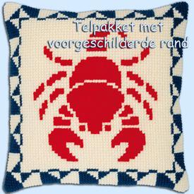 Astrology Signs  - Vervaco Kruissteekkussen | telpakket deels voorgeschilderd | Artikelnummer: vvc-169792f