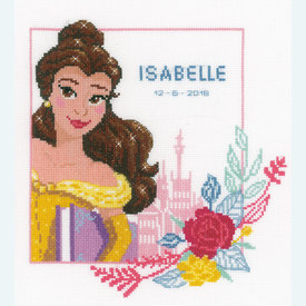 Enchanted Beauty - Disney handwerkpakket met telpatroon - Vervaco |  | Artikelnummer: vvc-168031