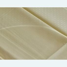 Theenap cirkel - geel | zonder draad - zonder patroon | Artikelnummer: nra-8298