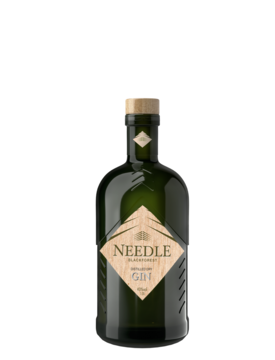 Needle Blackforest Distilled Dry Gin | 1,0 Ltr. | Artikelnummer: 85NEP6