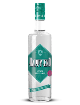 Happy End Lecker Pfefferminz | 0,7 ltr. | Artikelnummer: 58BPN9