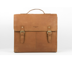 Satchel (M)  | Camel-Brown | Artikelnummer: HR-SA-1-2_c