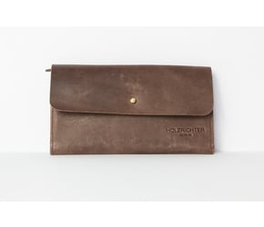 Wallet (M) | Dark-Brown | Artikelnummer: HR-WAL-4-1_db