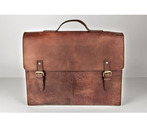 Satchel (L)  | Maroon-Brown | Artikelnummer: HR-SA-1-3