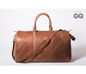 Weekender No 8-2 (L) | Camel-Brown | Artikelnummer: HR-HOL-8-2